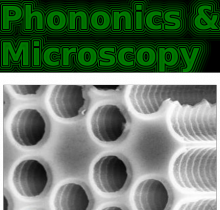 Phononics and Microscopy